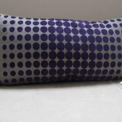 Coussin 60x30 violet