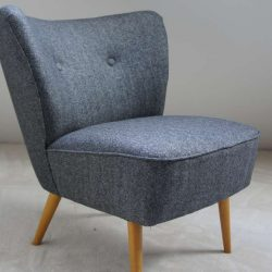 fauteuil cocktail vintage