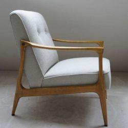 fauteuil vintage années 50