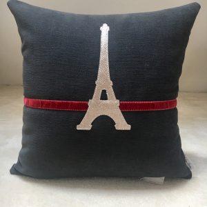 Mes coussins de Paris