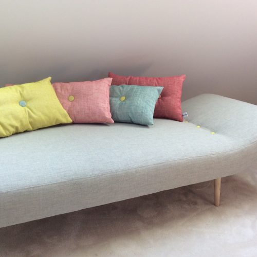 Banquette / Day bed vintage