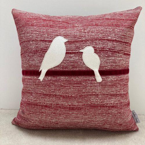 Coussin oiseaux