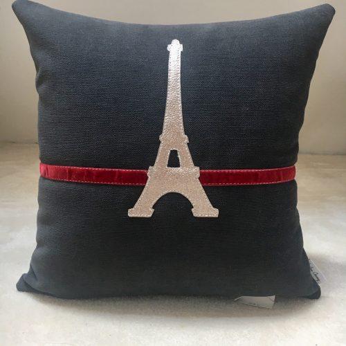 Housse de coussin Tour Eiffel Paris