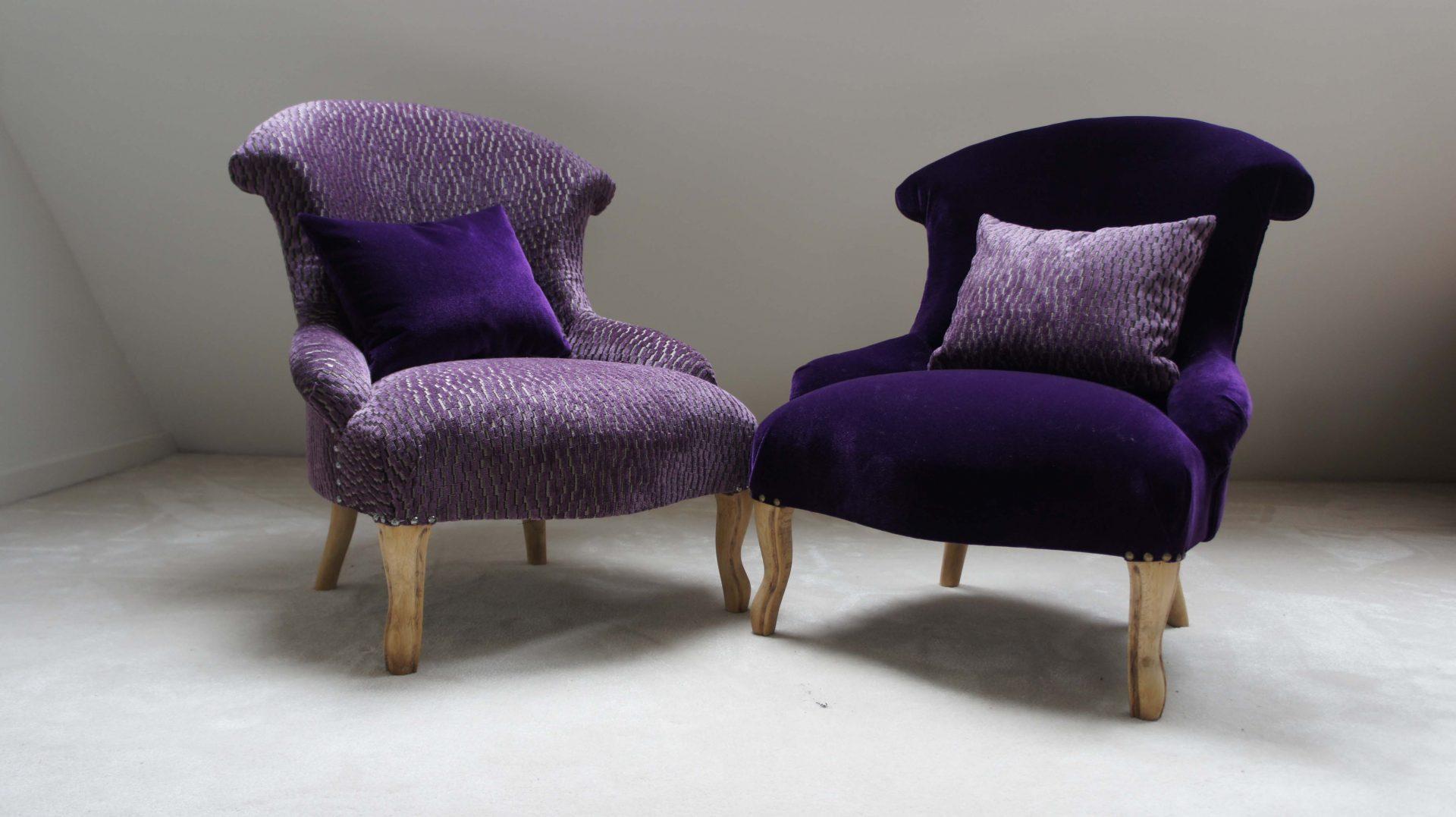 Réfection et rénovation de sièges